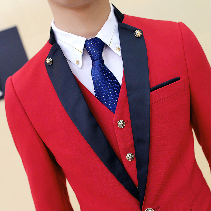Aliexpress.com : Buy Mens Wedding Suits 2017 Costume Homme Mariage ...