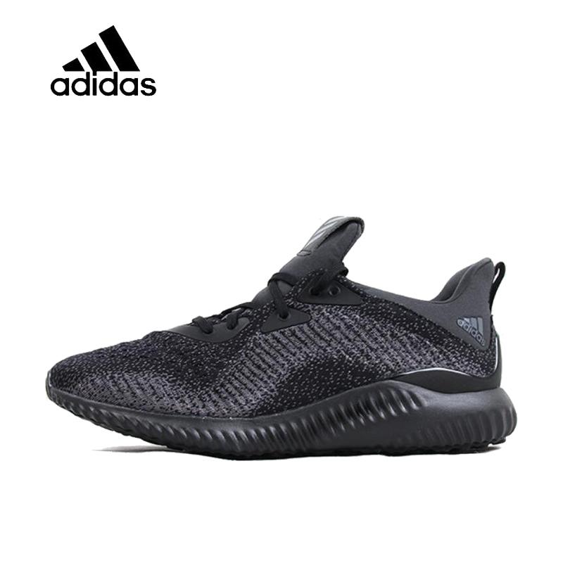d8537667e1856 Official Original Adidas AlphaBOUNCE Running Shoes for Men Winter ...