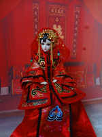 """12 """"muñecas chinas coleccionables hechas a mano muñecas tradicionales de la dinastía Qing muñeca de la princesa muñecas Oriental juguetes regalos para niñas"""