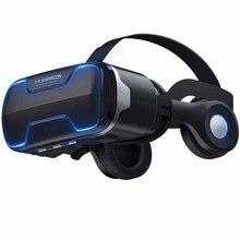 Гарнитура виртуальной реальности VR SHINECON 3D VR очки Тысяча волшебных зеркал четыре поколения портативный G02ED