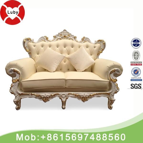 Hot Sale Royal Wedding Sofa