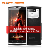 Oukitel K10000 Pro Mobile Phone 10000mAh Quick Charge 5 5 Inch FHD 3GB RAM 32GB ROM