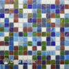 Free Shipping Mixed Color Glass Mosaic Tile Outdoor Wall Tile Floor Tile