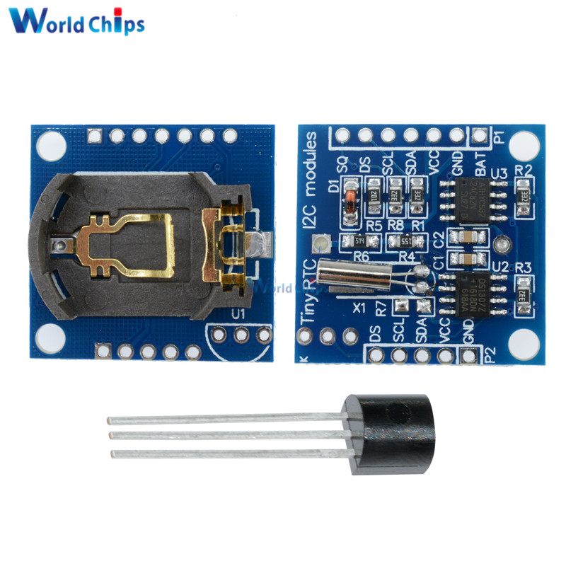 RTC IIC I2C DS3231SN DS3231 Real Time Memory Clock Module for AVR ARM PIC UNO R3