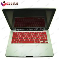 50pcs Wholesale Norway Norwegian Colors Silicone Keyboard Cover Skin Protector For 13 15 17 Inch Mac