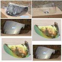 Free shippingValentinoS Rossi k3 k4 VR46 full face motorcycle helmet visor motocross helmet lens shield