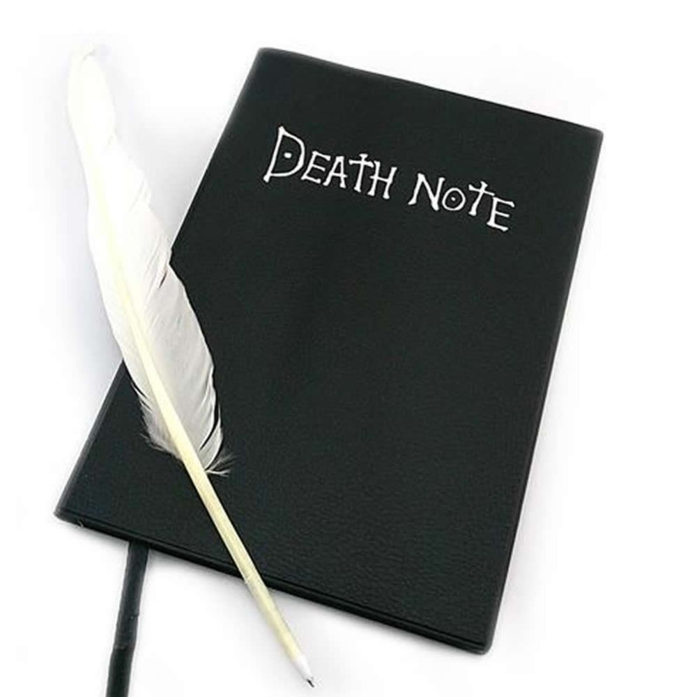 Pen and Death Note Notebook Online