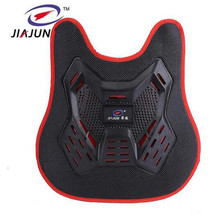 JIAJUN Childrens Professional Vests Motocross Ski Back Support Kids Motorcycle Protective Gear