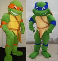 High quality EVA Material There are turtle shells Turtle Mascot Costumes Unisex cartoon Apparel Cosplay