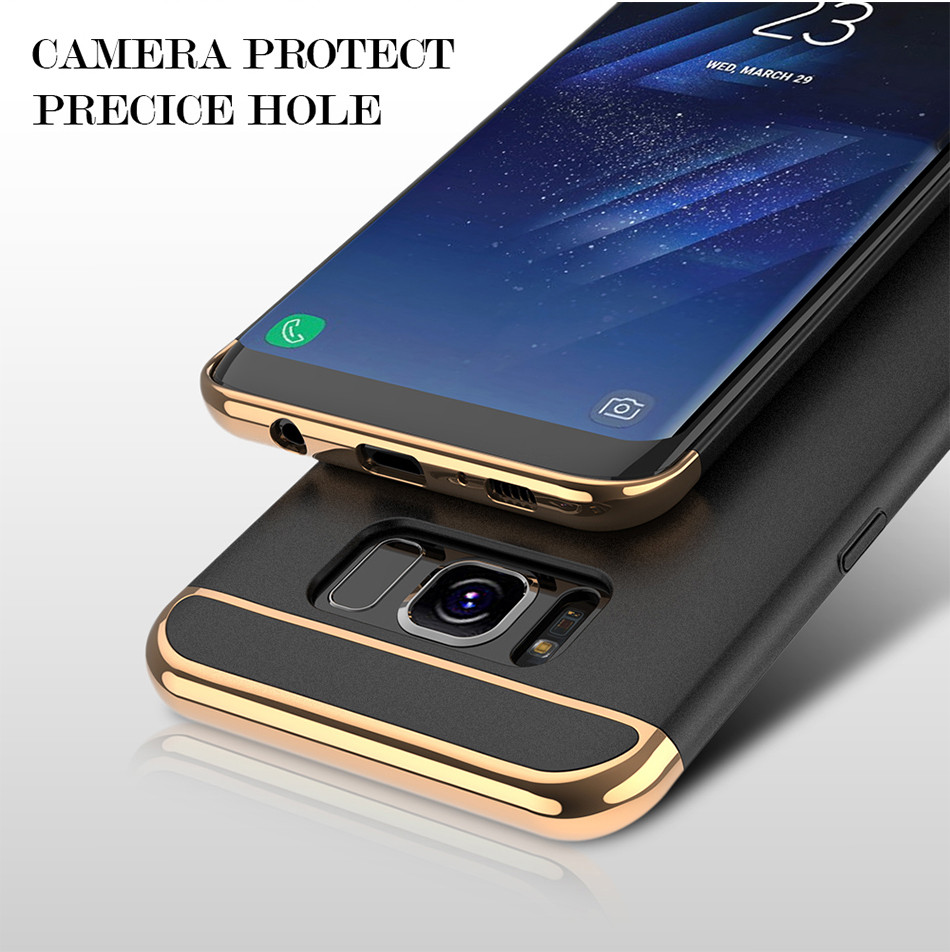 plating pc case for samsung s8 plus s7 edge (8)