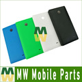1PCS /Lot Black White  Blue Green For Nokia Lumia 650 Rear Housing Cover Replacement  Back Cover Door Battery Door