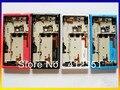 Nueva batería de la contraportada case vivienda puerta con cable tecla lateral/módulo de altavoz/altavoz/cámara/lente la ranura para tarjeta para nokia lumia n9
