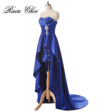 Evening Dresses 2017 Floor-length Sexy Elegant Long Formal Wedding Party Gown