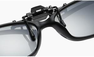 Image 5 - מקוטב קליפ על להעיף את משקפי שמש גברים נשים גוונים קליפ על עבור קוצר ראייה משקפיים נהיגה דיג משקפי UV400