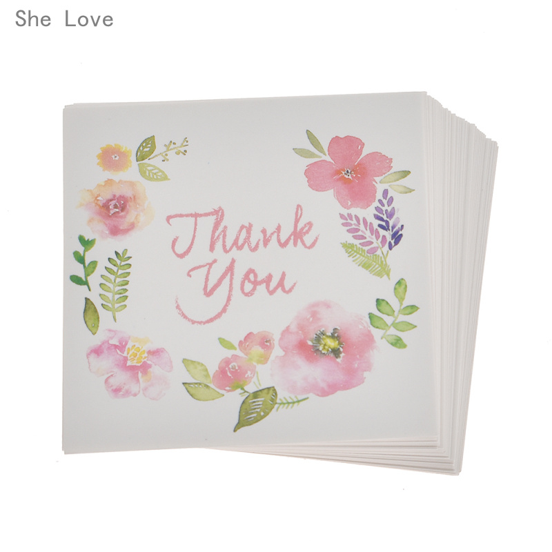 Bouquet of Flowers Quality NEW Thank You Card