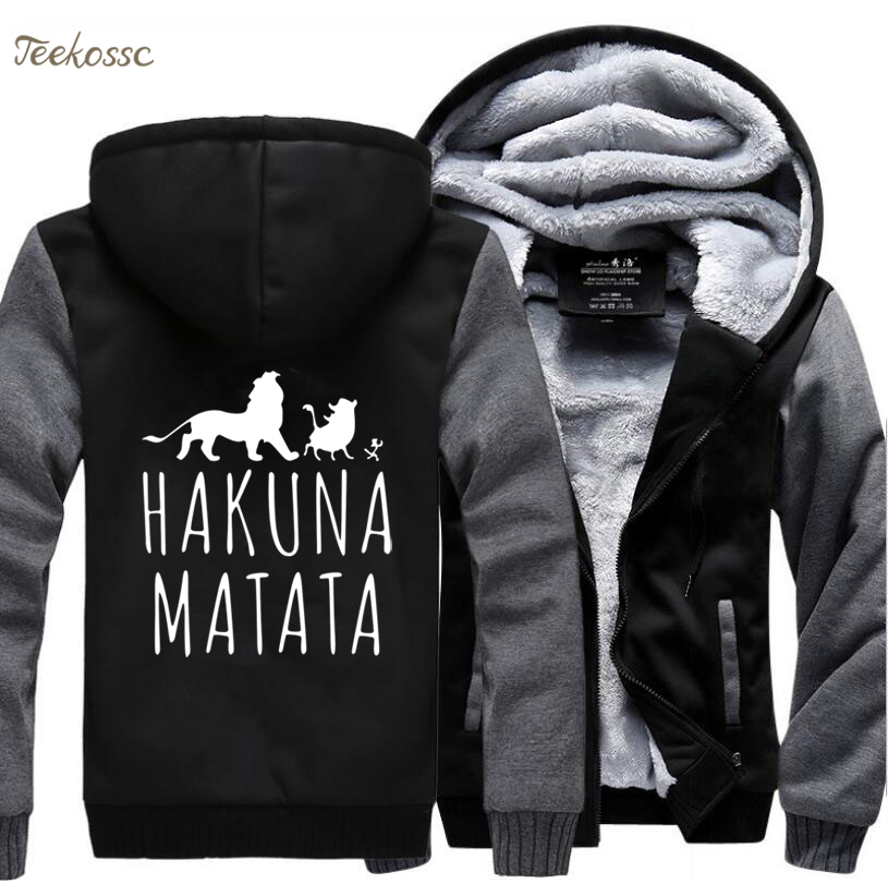 Anime  Black Hoodies Men 2018 New Fashion Winter Fleece Hooded Men's Sweatshirt Hoodie Harajuku Coat Plus Size 5XL