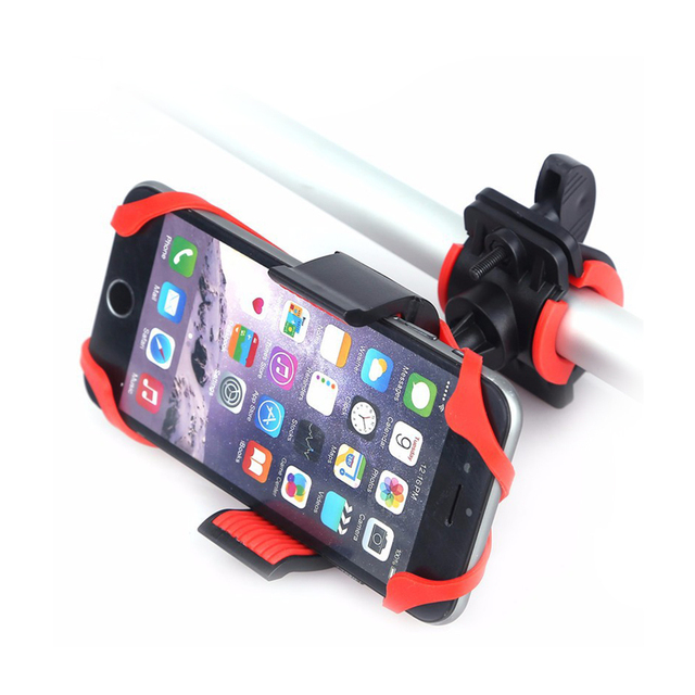 Bicycle Phone Holder 360 Rotatable Universal Cellphone Bracket Bike Mount Holders Racks For iPhone XR Redmi GPS Device ciclismo