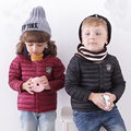 Children's Outerwear Boy and Girl Winter Warm cotton-padded jacket Kids Down Jacket 2-7Y Fashion Unisex jacket and coat Baby