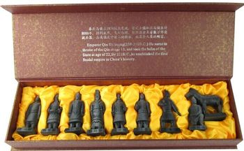 Chinese Terracotta Army souvenir handicrafts Chinese style gift