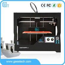 Новые Geeetech giantarm D200 3D принтер собраны облачных Встроенный Wi-Fi нити детектор break-возобновления Функция
