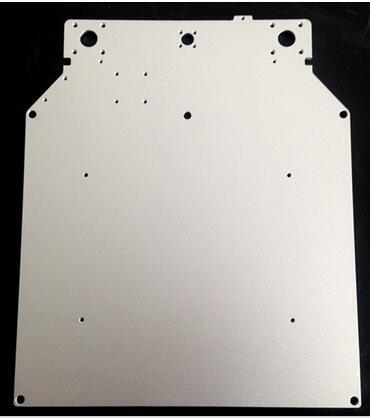 JennyPrinter pour UM2 Ultimaker 2 étendu Z Table plaque de Base Plate-forme supportant en aluminium chauffé plaque de lit chaud pièces d'imprimante 3D