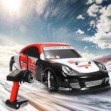 Wltoys K969 1:28 ölçekli 30km/saat yüksek hızlı Mini RC araba 2.4G 4WD RTR fırçalı uzaktan kumanda araba RC drift araba Voiture Telecommande