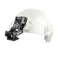 Airsoft Tactical MICH M88 FAST Helmet Mount Kit For Rhino NVG PVS 14 PVS 7 Night