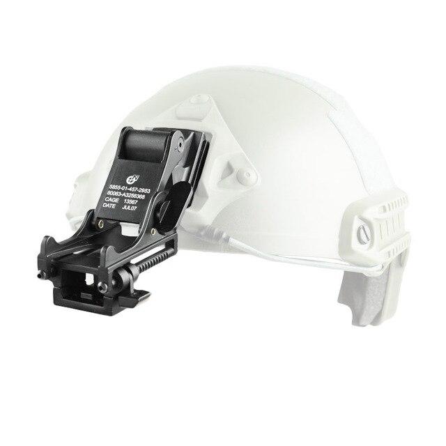 Airsoft tactical mich m88 capacete rpido kit de montagem para airsoft tactical mich m88 capacete rpido kit de montagem para rinoceronte nvg pvs 7 pvs reheart Images