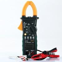 MS2008B AC/DC Digital Multimeter Digital Electrical Auto Range Current Clamp Ammeter DC Ampere Range Multimeter