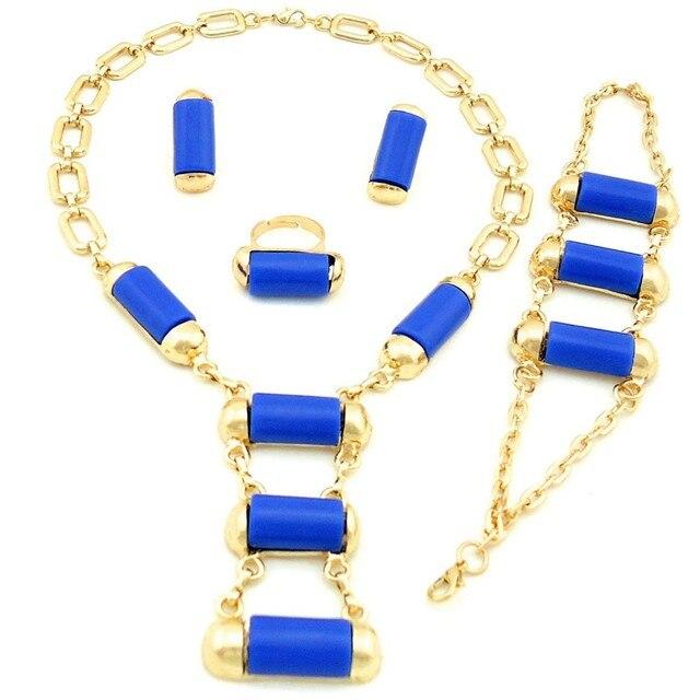 dubai gold plated jewelry sets 2014 new wedding jewelry sets 1