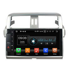 KANOR Android 8,0 Octa core 4 + 32 г радио GPS 2 DIN в автомобиль плеер для Toyota Prado 2014 2015 аудио Радио головного устройства Bluetooth, Wi Fi