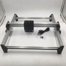 Funssor DIY ACRO 시스템 기계 키트 NEMA17 스테퍼 모터 레이저 커터 ACRO 시스템 용 CNC 6mm 플레이트 키트