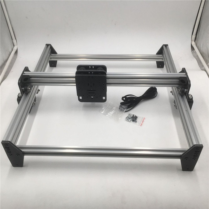 Funssor DIY ACRO System Mechanical Kit NEMA17 Stepper Motor Laser Cutter CNC 6mm Plate Kit For ACRO System