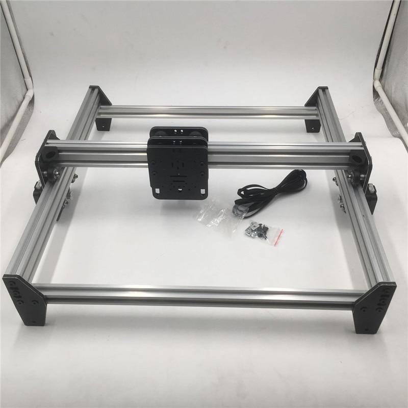 Funssor DIY ACRO System Mechanical Kit NEMA17 Stepper Motor Laser Cutter CNC 6mm Plate Kit For ACRO System