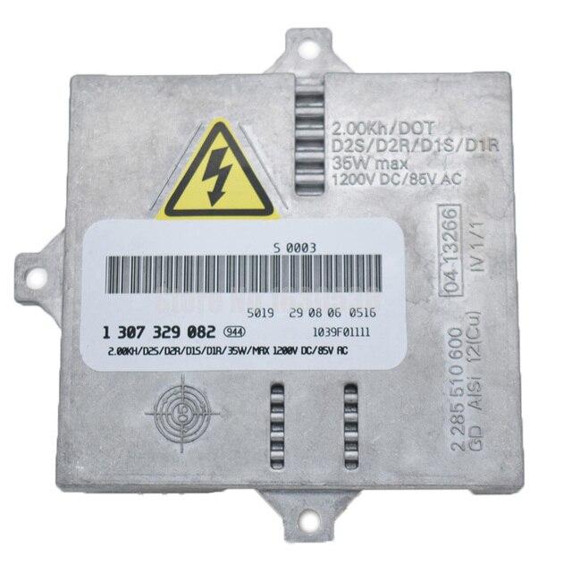 HID Xenon D1S D2S Ballast Unit Controller Igniter 1307329082 1307329087 1307329088 For 2003-2007 MERCEDES CL55 W215