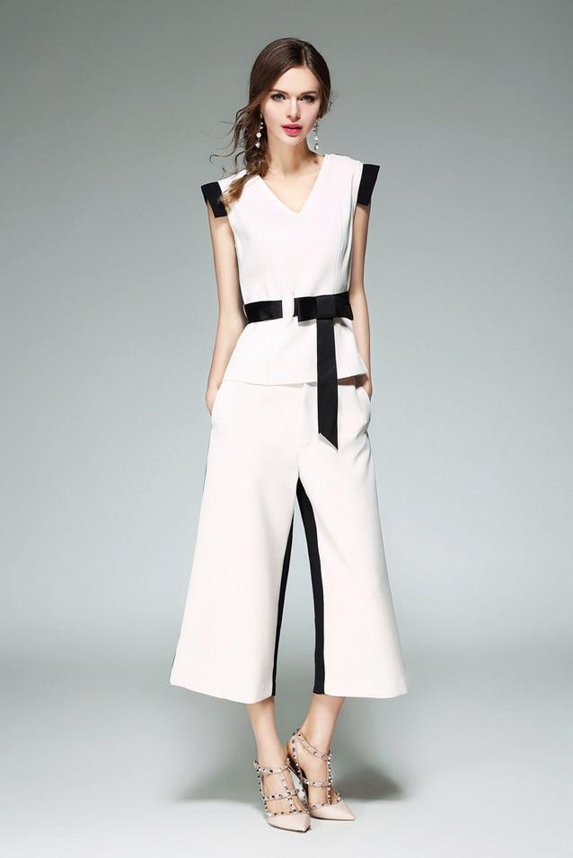 Popular Ladies Capri Pant Sets-Buy Cheap Ladies Capri Pant Sets ...