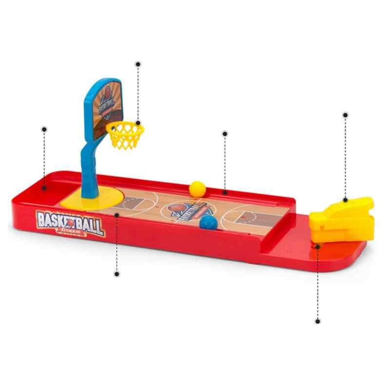 1 комплект Настольный баскетбол мини палец спортивная игрушка подарок на день рождения для мальчиков детей