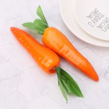 Реалистичная искусственная морковь имитация поддельные овощи реквизит для фотосессии Домашняя Кухня украшения Дети обучающая игрушка
