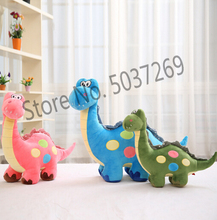 цена на 20cm Cute New Animals Dinosaur Plush toy Dolls for Lively Lovely Draogon doll Children Kids Baby Toys Boy Birthday Gift