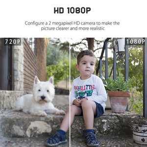 Image 3 - ANGOOD V380 Outdoor IP66 Smart IP Kamera HD 1080P 2MP PTZ Sicherheit System Unterstützung Onvif Tf karte Wolke Lagerung speed Dome Monitor