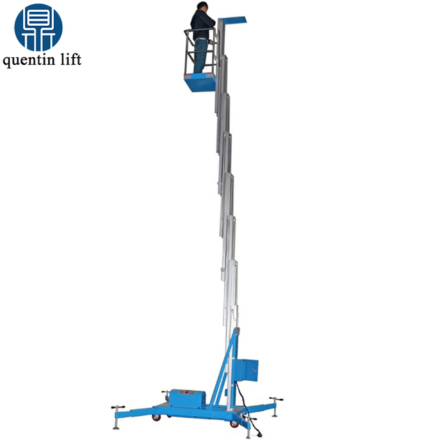 US $2400 0 |6m one man lift for sale single mast man lift platform -in Car  Jacks from Automobiles & Motorcycles on Aliexpress com | Alibaba Group