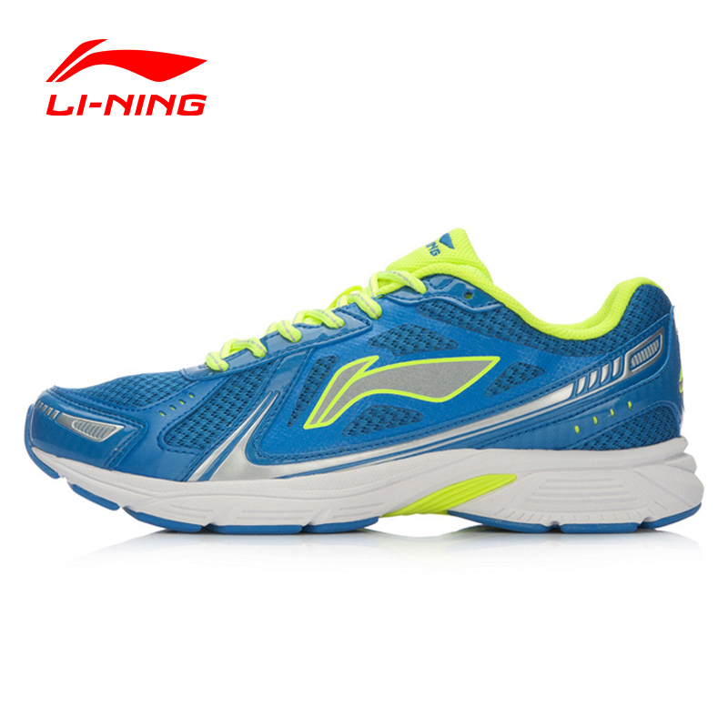 Li-Ning Men 2016 Running Shoes Fabric Lace Up Cushioning Light Weight Sneakers LiNing Sport Shoes ARHL051 XYP305