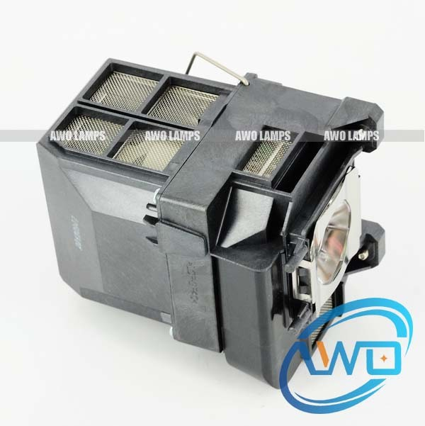 Compatible lamp with housing ELPLP74 / V13H010L74  for EPSON EB-1930 projectors elplp74 for eb 1930 powerlite 1930 powerlite 1935 compatible lamp with housing free shipping