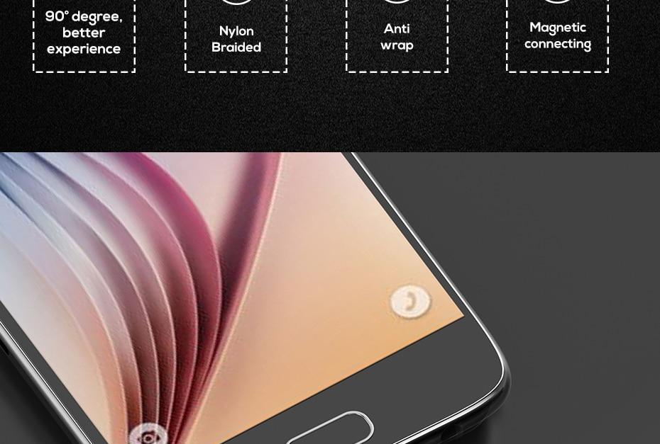 HTB1ITQgXiMnBKNjSZFoq6zOSFXai - 360-Degree Magnetic Phone Charger - MillennialShoppe.com | for Millennials