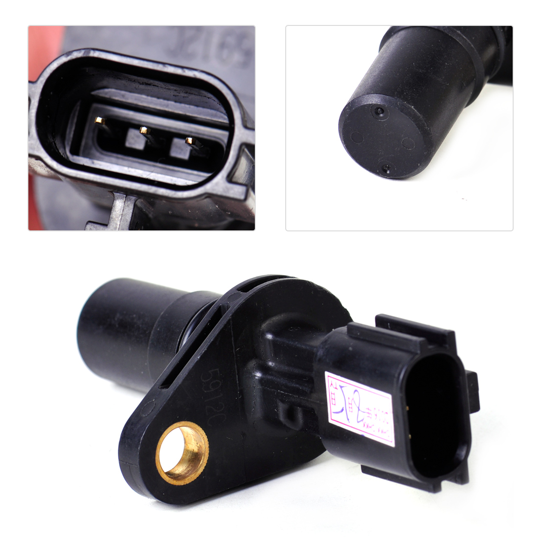US $12 55 20% OFF DWCX 31935 1XF01 31935 X420B Transmission Speed Sensor  for Nissan Altima Juke NV200 Rogue Sentra Versa 4Cyl-in Speed Sensor from