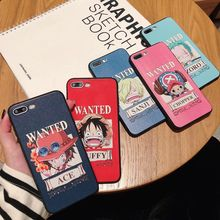 One Piece iPhone Soft Silicone Case (5 Models)