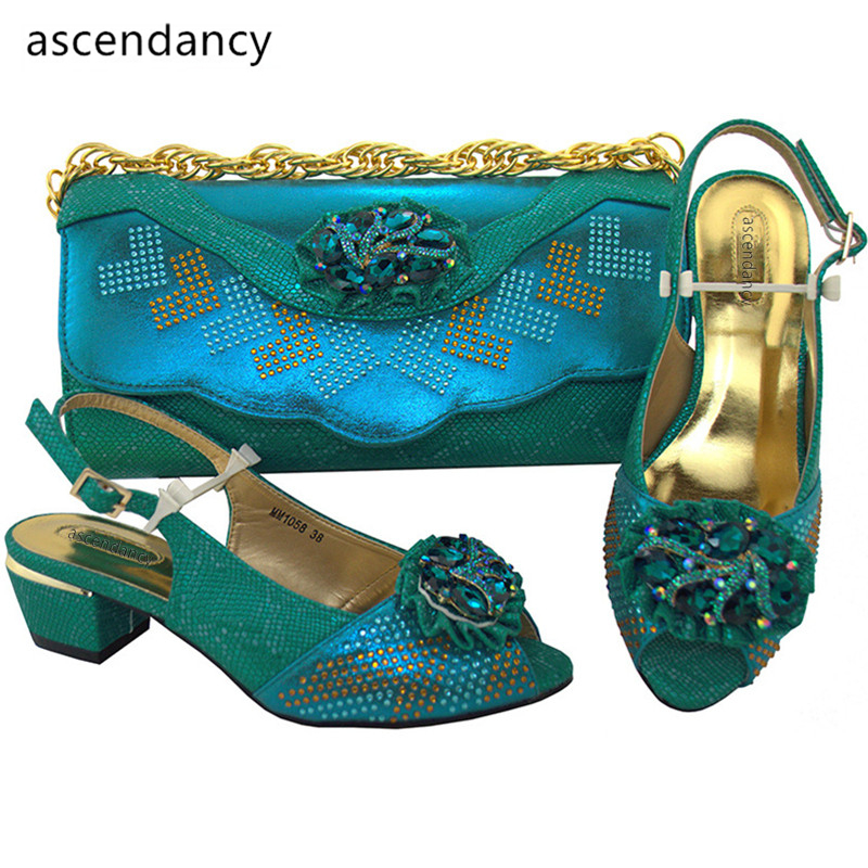 African Wedding Shoes And Bags