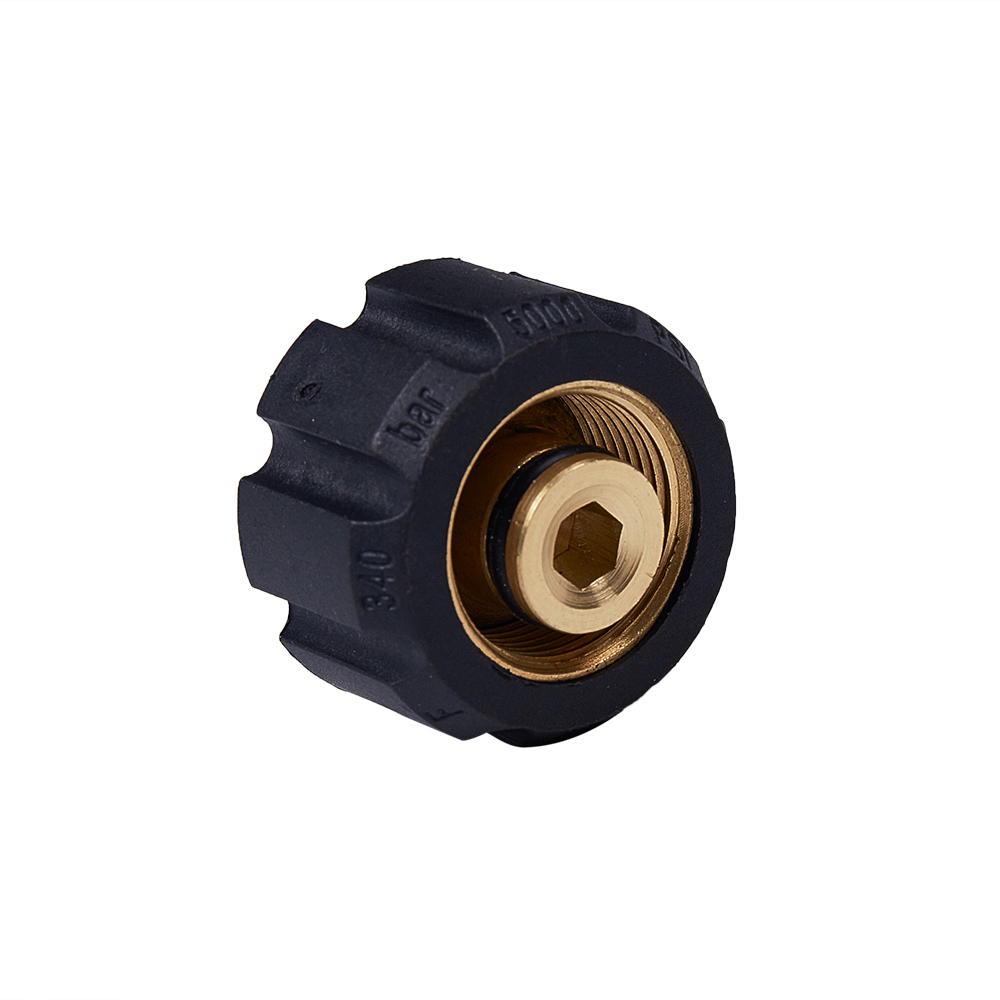 High Pressure Washer Adapter For Karcher HDS Model Snow Foam Gun With M22 Female Thread Foam Generator Foam Nozzle