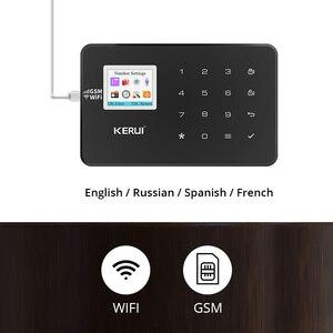 Image 2 - Corina W18 Wifi Gsm Alarmsysteem Auto Dial 6 Aangewezen Telefoon App Controle Aanpassen Bewegingsmelder Inbraakalarm