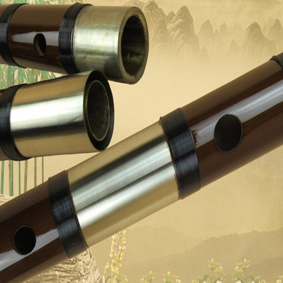Bamboo flauta Dizi glazbeni instrumenti flauta transverzalna C D E F - Glazbeni instrumenti - Foto 5